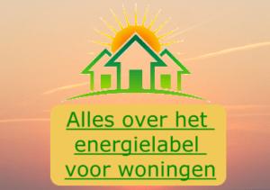 alles over het energielabel voor woningen